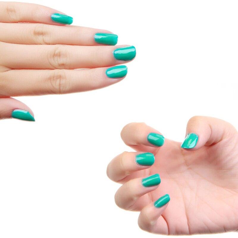 New Bule 6 Color Nail Polish Long Lasting Nail Gel Polish DIY Nail ...