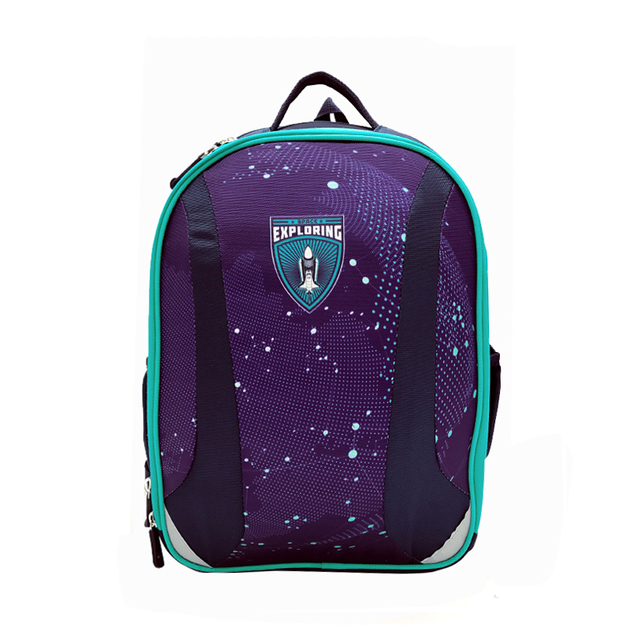Blue Star Sky Printed boys school bag teenager school Backpack nylon  orthopedic School Bags mochila infantil bag for boys NEW 1c3c00a17a