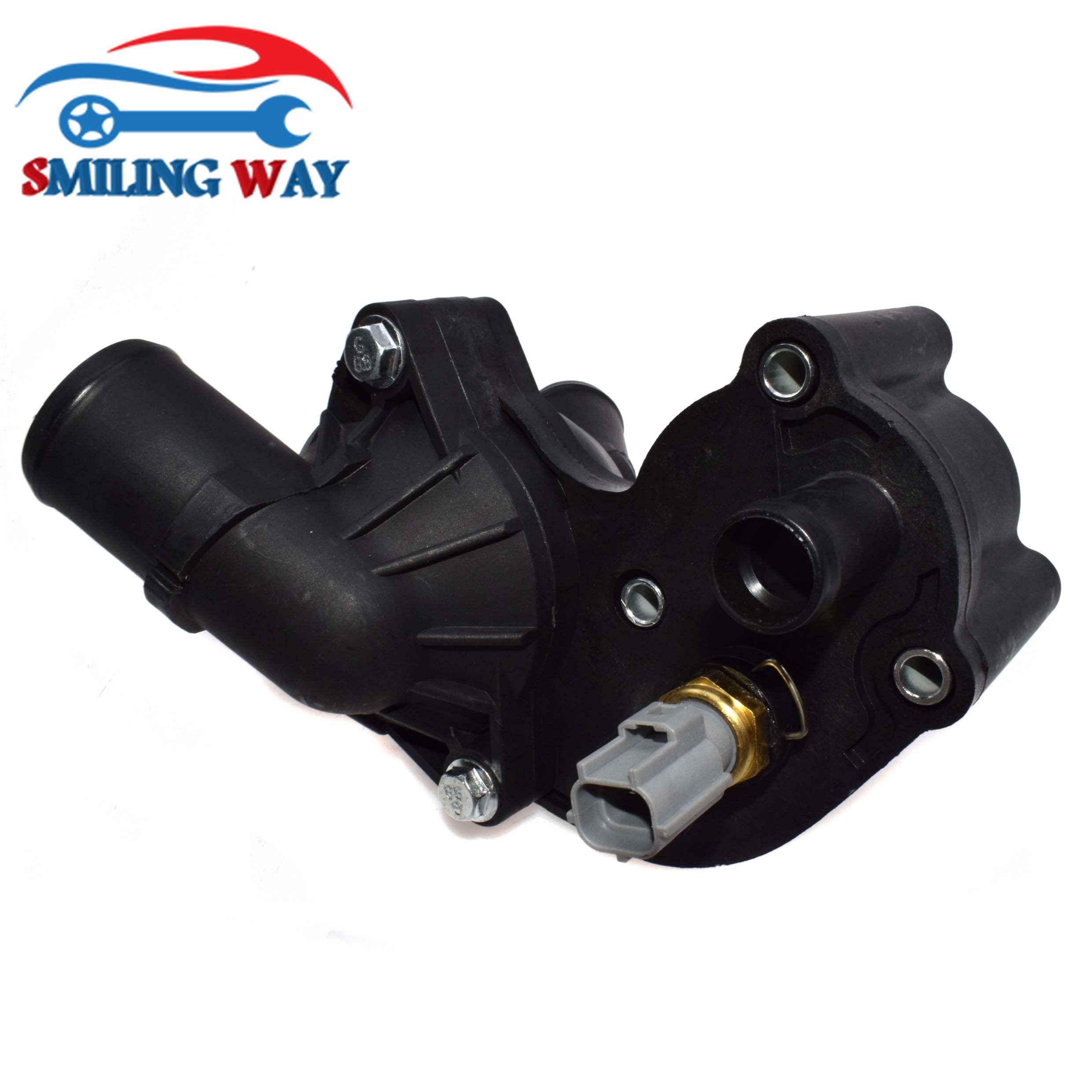 Engine Coolant Thermostat Housing Assembly For Explorer Mountaineer 4.0 V6