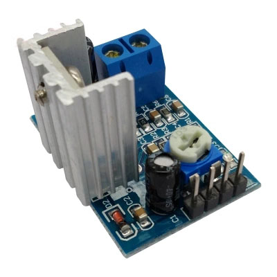 10PCS/LOT TDA2030A Module Single Power Supply Audio Amplifier Board Module