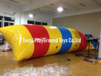 factory price Inflatable Water Sport Game Toy inflatable blob, Jumping Pillow Blob Catapult