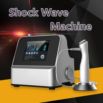 Extracoporeal Shockwave Treatment for Body Pain Medical Beauty Machine Extracoporeal Shockwave Treatment for Dody Pain Medical