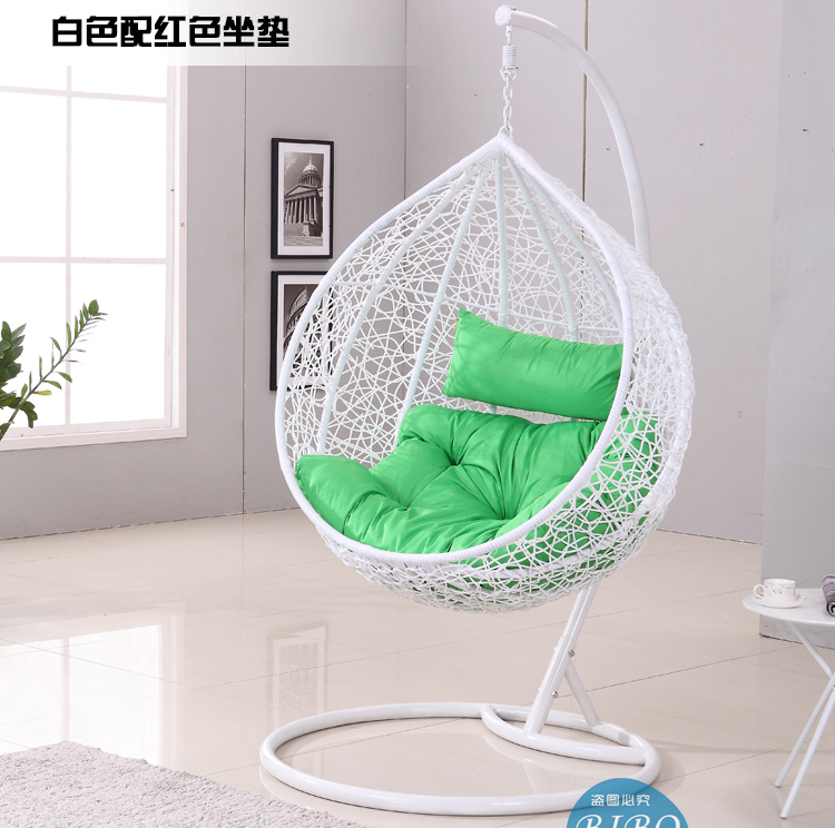 Nest hanging basket weave rattan chair PE rattan chair rattan chair     Nest hanging basket weave rattan chair PE rattan chair rattan chair rattan  basket cradle swing outdoor wicker chair in Patio Swings from Furniture on