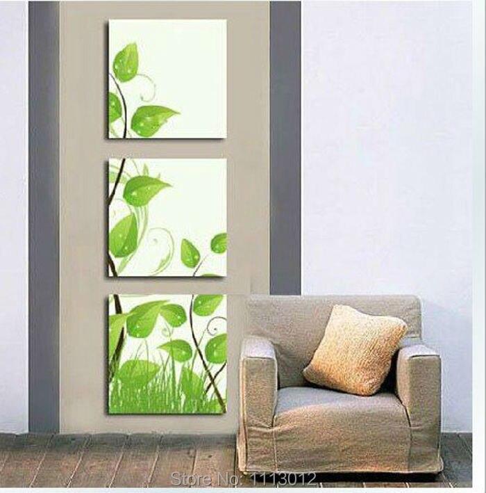 Online Kaufen Großhandel wandbilder für wohnzimmer grün ...