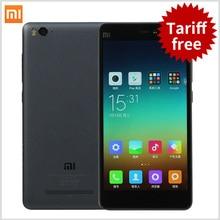 Original Xiaomi Mi4c smartphone Mi 4c MIUI 7 Snapdragon808 13MP 4G FDD LTE 5.0 Inch mobile phones