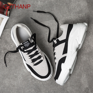 Image 5 - 2018 Casual Shoes Adult Breathable Men Latest Version Male Shoes Youth Trend Casual High Quality Flats Chaussures Pour Hommes