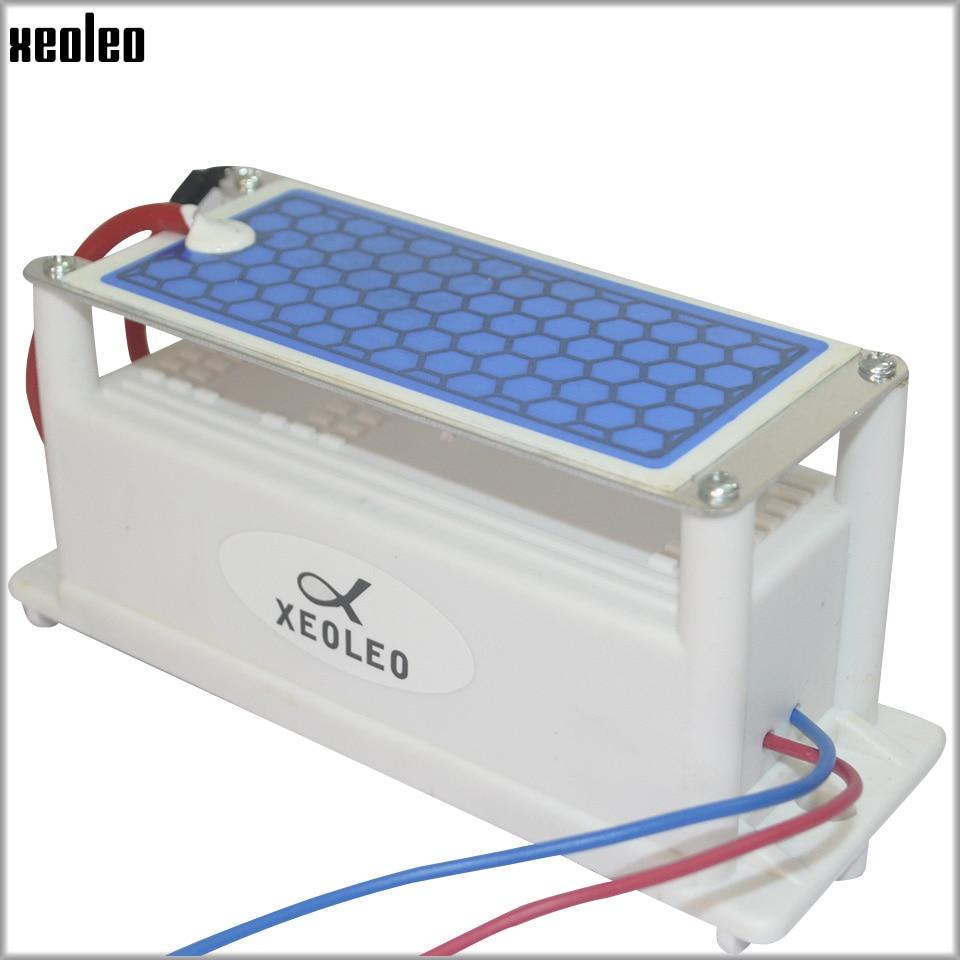 все цены на XEOLEO 5g/h Ozone generator Air purifier part Sterilization Disinfection machine remove formaldehyde Portable Ozone machine part