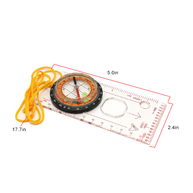 Eyeskey Outdoor Camping Directional Compass 10