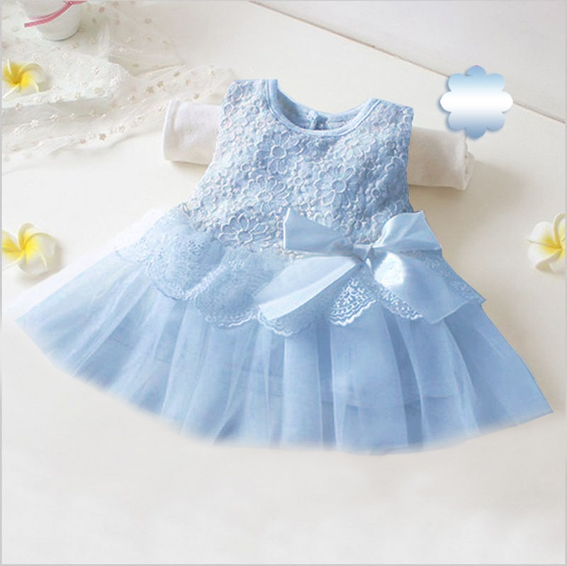ffbd697f01dd New Fashion Summer Style Newborn Baby dresses Girls for Wedding ...