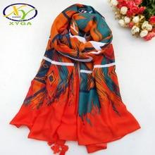 1PC Cotton Women Long Tassels Scarves 2018 Autumn Soft New Polyester Ladies Shawls Luxury Wraps Muslim Kerchief Winter