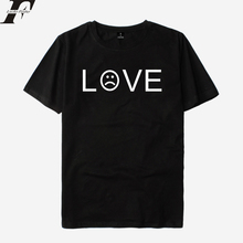 Lil Peep T Shirts Summer Cotton O-neck Black Short Sleeve T-shirts Male Punk Rock Hip Hop Tops Tee Lil Peep