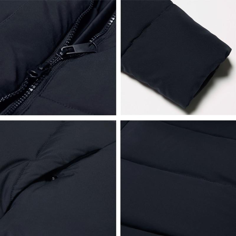 ICEbear 2019 new high quality women s winter jacket simple cuff design windproof warm female coats