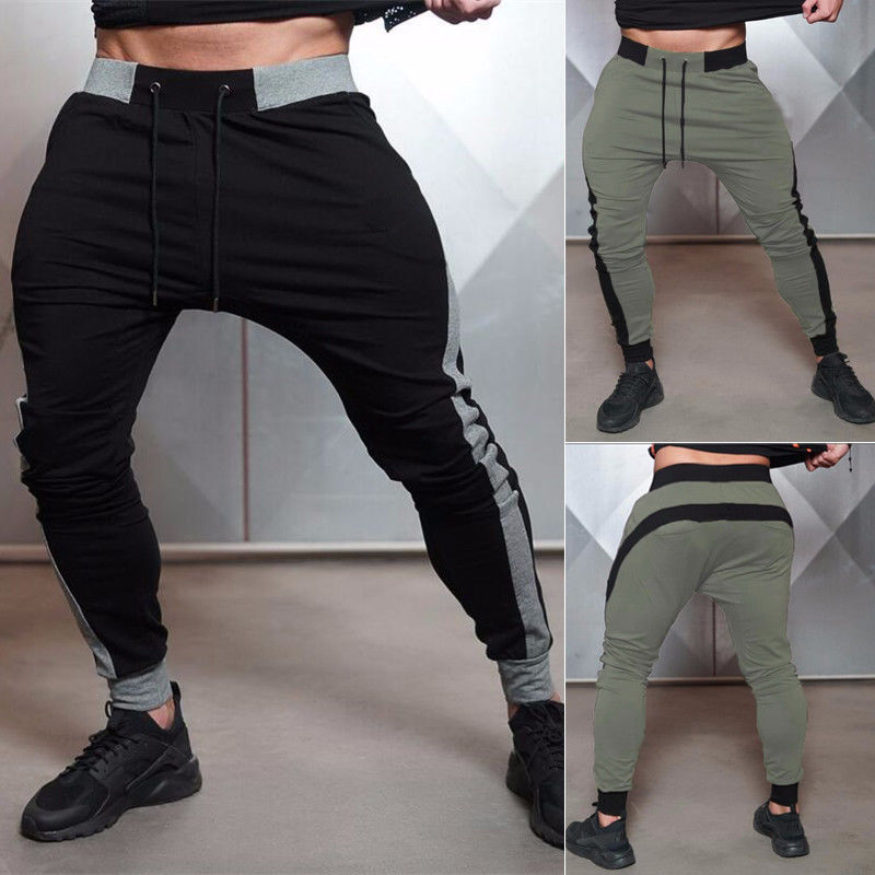 Hirigin Joggers Men's Casual Harem Pants Baggy Sweatpants Mens Fashion Track Pants Smart Casual Long Pants