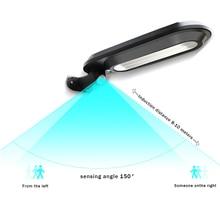 [DBF]18 LED Solar Lamp PIR Motion Sensor Outdoor Garden Corr