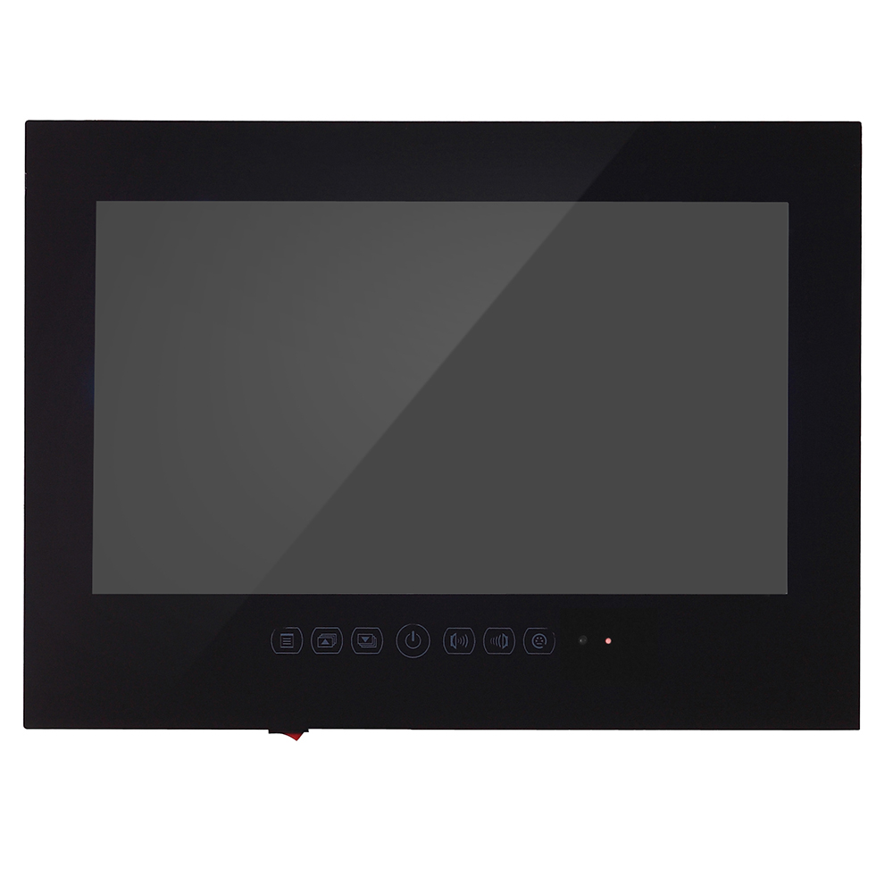 Souria 32 zoll Big Screen Badezimmer LED TV/Wasserdichte TV Schwarz ...