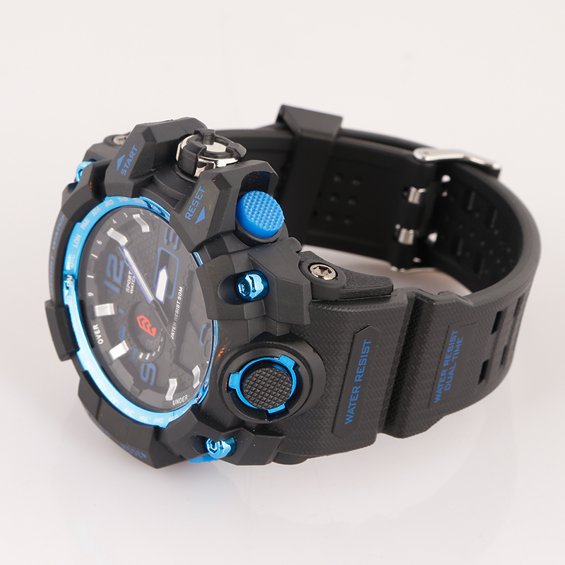 G style Shock Watches Men Military Army Mens Watch Reloj Led Digital Sports Wristwatch Male Gift Analog Automatic Watches Male 5