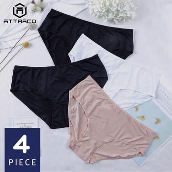 845a2dae137a Ropa interior para mujer, ropa interior para mujer, Pantie, calzoncillos de  algodón, suave, para mujer, comodidad, paquetes sólidos de 4 cálidos y ...