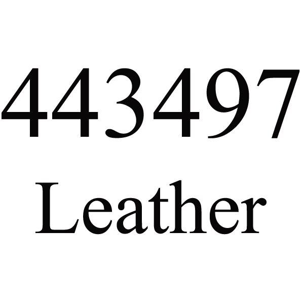 443497 # кожа 26 см