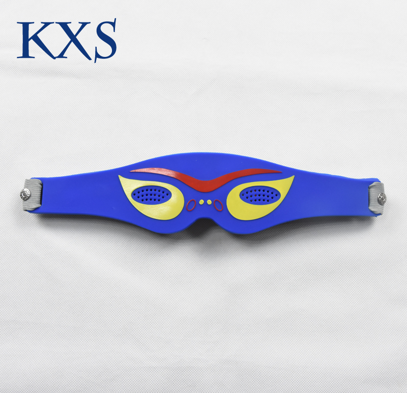 2017 electric silicone conductive rubber tens eyes mask pads for eyes pain relief and muscle stimulation KXS-P15 it8712f s kxs