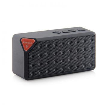 Altavoz Bluetooth, Mini altavoces inalámbricos, compatible con unidad flash, tarjeta TF, Radio FM, altavoz HiFi estéreo portátil para teléfono