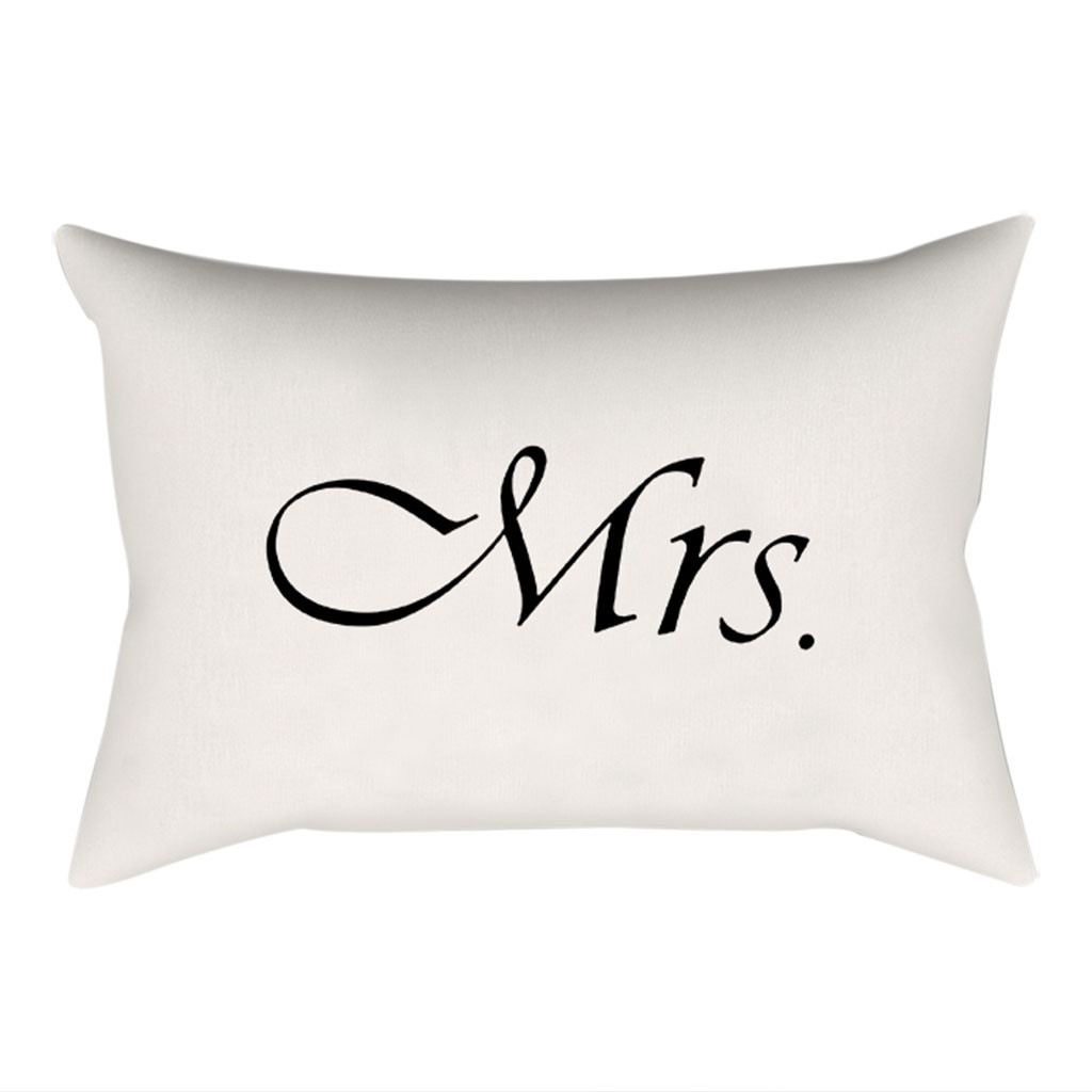 Top 9 Most Popular Mr And Mrs Pillow List And Get Free Shipping Afdb1iha4