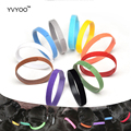 YVYOO 12pcs puppy identification dog collar adjustable nylon pet dog puppy dog collar colorful Necklace pet supplies D29