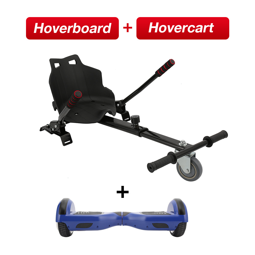 IScooter 6.5 pouces hoverboard électrique Bluetooth À Distance Clé Deux Roues Auto hoverboard Planche À Roulettes