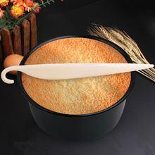 Силиконовый прямой кухонный Сливочный крем для торта, скребок для смешивания, инструмент для выпечки кондитерских изделий, инструмент для снесения торта VJ