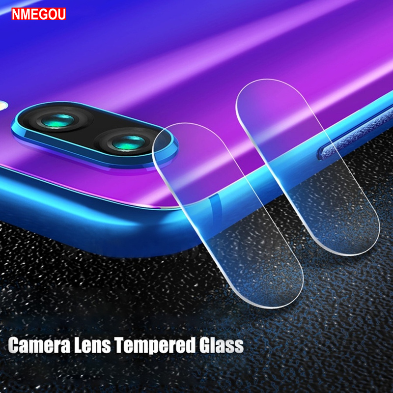 For Huawei P20 Pro Camera Phone Lens Screeen Protector Full Cover Case for Hua Wei Honor 10 P20 Lite Honor10 Bumper Accessories(China)