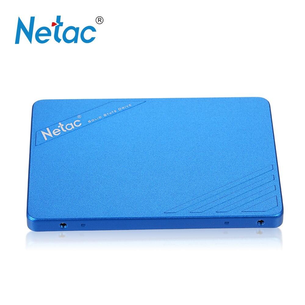 Netac N500S 240 ГБ SSD disco SATA III 3,0 hd ssd диск 6Gbp/s Internal Solid State Drive Flash анти-шок для рабочего ноутбука dom