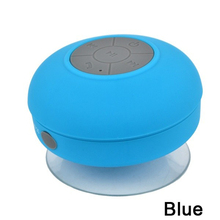 Wireless Waterproof Bluetooth Speaker Mini Portable Subwoofer Shower Handsfree Receive Call Music Suction Mic For iPhone Samsung