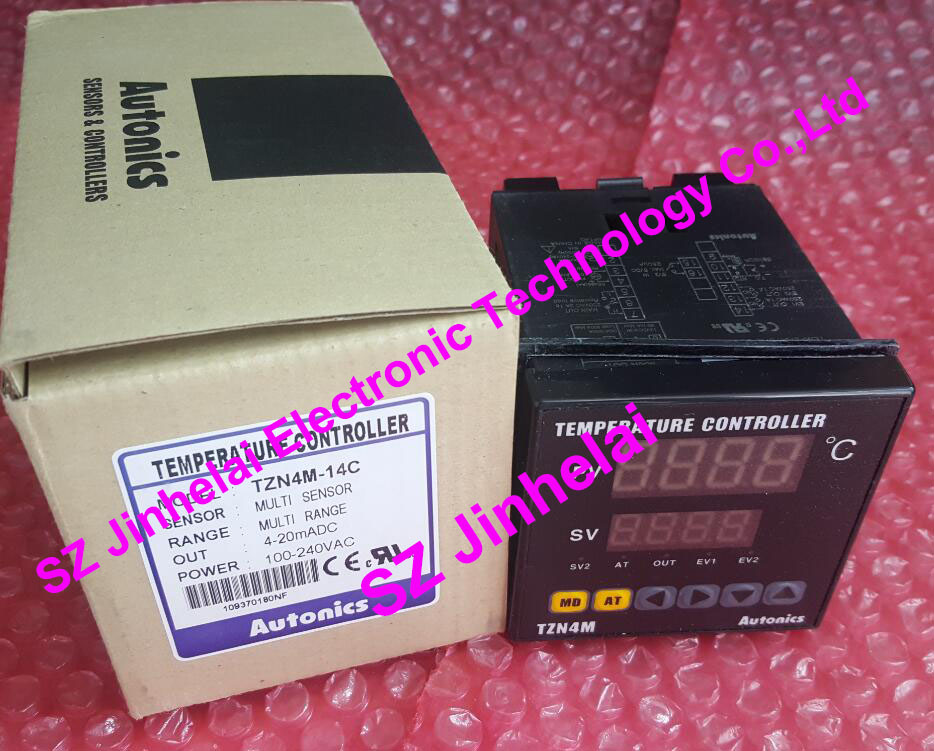 все цены на 100% New and original  TZN4M-14C   AUTONICS 100-240VAC Temperature controller онлайн