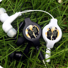 Anime Naruto Portable Earphones