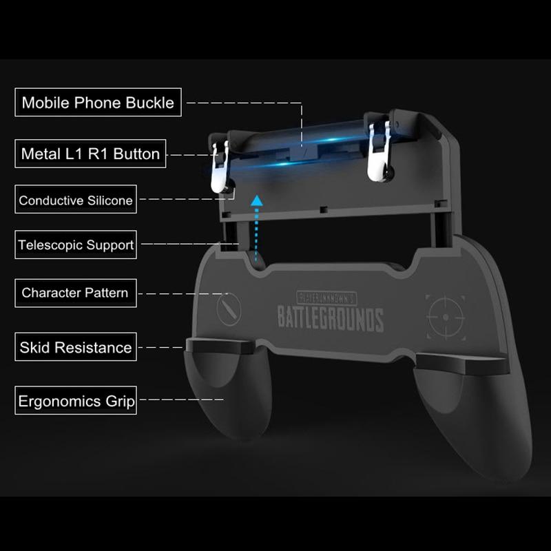 Pubg Mobile Game Controller (9)