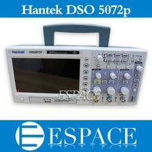 Цифровой осциллограф Hantek DSO5072P 70 МГц 2 канала 1GSa/s d Длина 24K USB