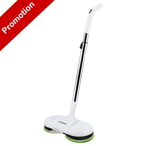 2019 nova liectroux f528a sem fio handheld spay agua eletrico chao mop mop limpador lavador