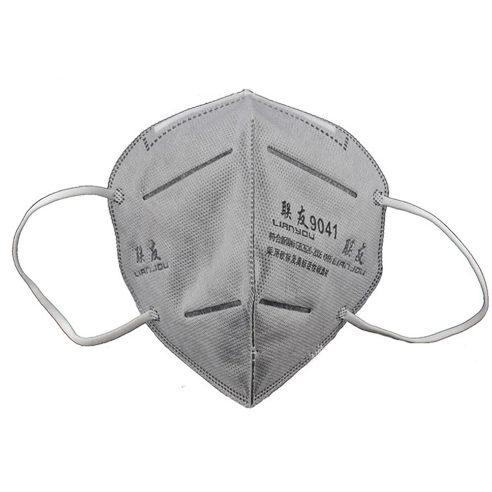 10Pcs KN95 Anti-dust Dust Masks Anti PM2.5 Industrial Construction Dust Pollen Haze Gas Family And Pro Site Protection Tool airborne pollen allergy