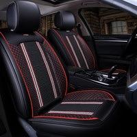 Новый роскошный Авто универсальное автокресло крышка автомобильных сидений чехлы для nissan juke листьев Примечание pathfinder patrol y61 primera qashqai