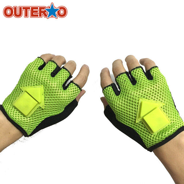 Turn Signal Smart Bicycle Gloves