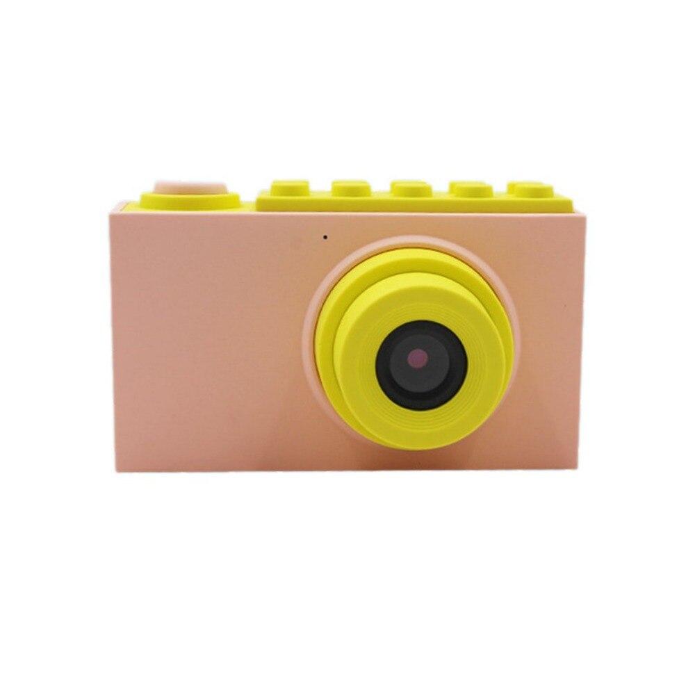 2.0 pouces 8MP 1080 P Mini caméra numérique caméra pour enfants mignon multi-fonction jouet caméra enfants pour le tir sous-marin - 3