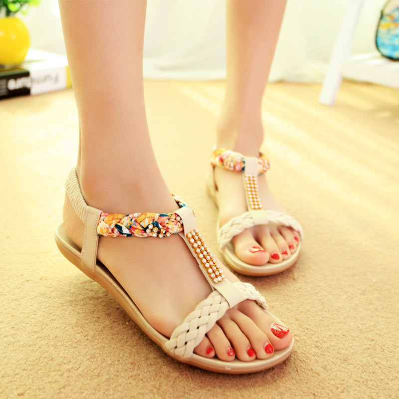 Women Sandals Summer women shoes woman Flip Flops Ladies Flat SandalsWomen Sandals Summer women shoes woman Flip Flops Ladies Flat Sandals