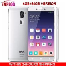 Оригинал Пусть V Прохладный 1 Dual Leeco Coolpad Прохладно 1 Мобильный Телефон Snapdragon 652 3 ГБ RAM 32 ГБ 1920*1080 FHD 5.5 дюймов 13MP FinDgerprint