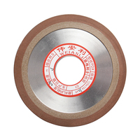 Diamond Wheel Grinding Disc Grain Fineness Cutting Electroplated Saw Blade125 10 32 8mm Rotary Tool 1pc