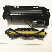 Оригинальный главный Средний промежуточная Кисть двигатель + Главная щетка для ILIFE A4 A4S робот пылесос запасной ролик замены щетки