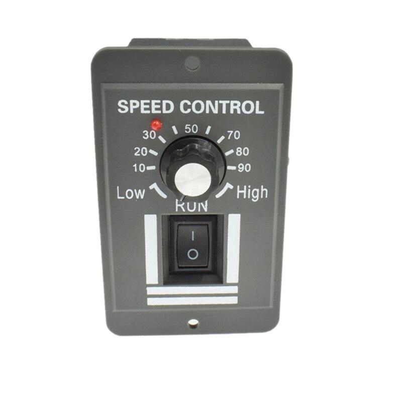 interruptor de controle ajustavel do redutor do controlador da velocidade do motor da c c de
