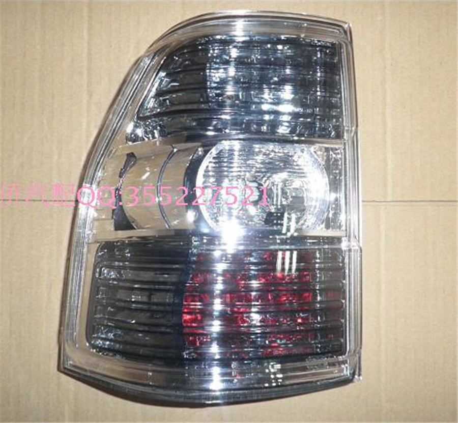 OEM 8330A597 8330A598 rear light for Mitsubishi 2007 2008 2009 2010 PAJERO Tail Light V97 V93 V87 TAIL LAMP citall rear spare tire cover tail bumper light fog lamp for mitsubishi pajero shogun 2007 2009 2010 2011 2012 2013 2014 2015