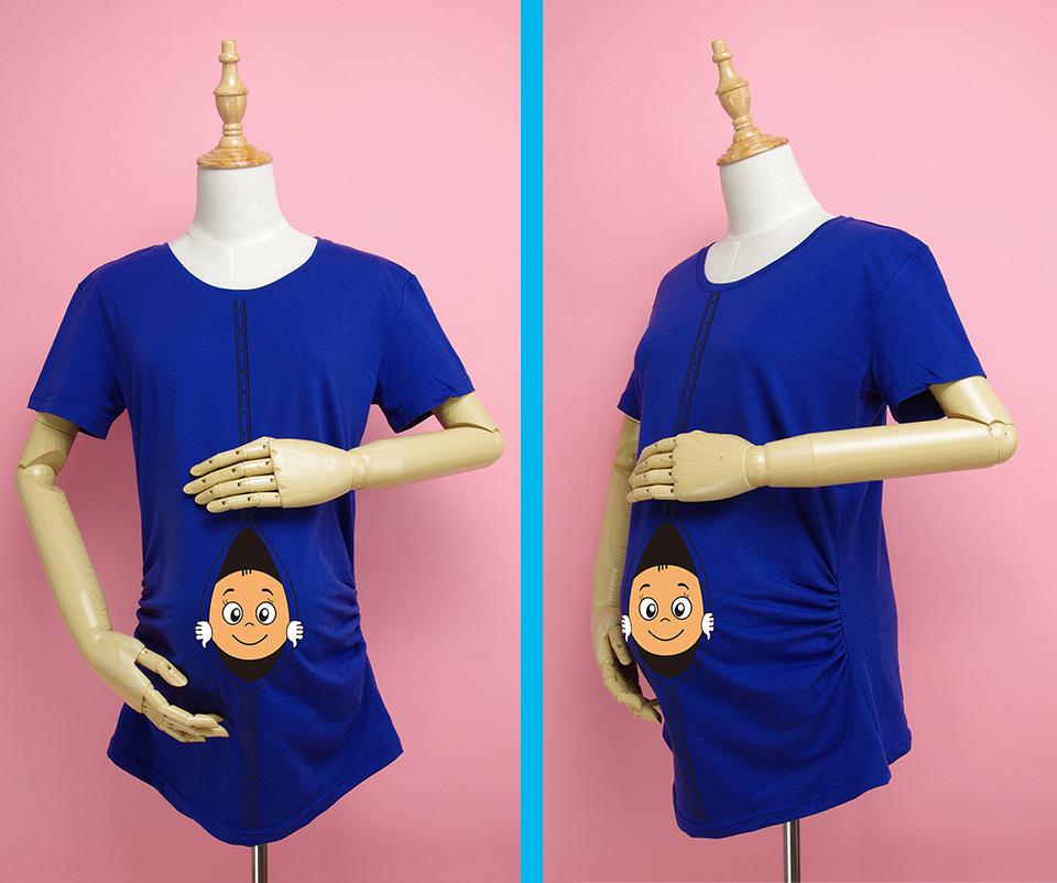 funny pregnancy shirts (15)