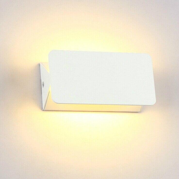 Modern LED Wall Lamp For Bathroom Bedroom 5W 10W 24W AC85 265V Indoor Lighting Lamp LED Wall Light Indoor Lighting in LED Outdoor Wall Lamps from Lights Lighting