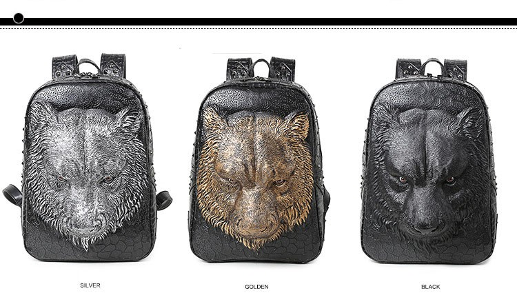 tiger head backpack (1)