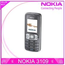Freies verschiffen Billig handy Nokia 3109 original celluar telefon GSM 900/1800/1900 entriegelte telefon